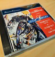 Celibidache conducts Jean Sibelius, Symphomy N. 5, CD Arkadia, NM
