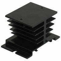 Aluminum Heat Sink 80mm x 50mm x 50mm for Solid State Relay SSR LW