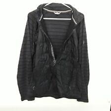 L👀K Smartwool Men's XL black warm super light jacket