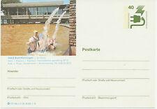 BRD 5462 BAD HÖNNINGEN Schwimmbad (Auflage nur 40,000)