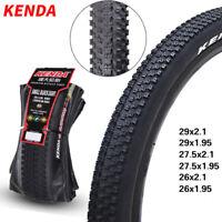 Kenda 26/27.5/29er 1.95 2.10 MTB Bike Bicycle Foldable Tire Clincher Racing Tyre