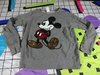 vtg 90s 00s mickey mouse unlimited Walt disney unisex sweater jumper sweatshirt