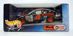 HOT WHEELS RACING NASCAR #4 Kodak 1:24 Die-Cast Bobby Hamilton MISB 1999