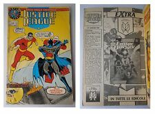 Justice League 6, Lega della Giustizia, Superman Comics, DC, Play Press, 1990