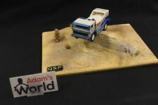 "QSP Diorama Dakar Rally version #7 1:43 / 1:50 ""car jump"""