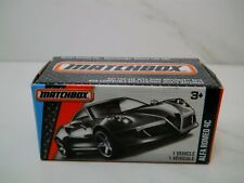 Matchbox Alfa Romeo 4c Darker Color  Sealed New in Box  A5