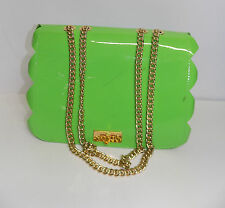 borsa donna firmata love moschino ecopelle verde bags