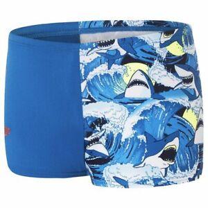 Speedo Toddler Boys Swimwear Into The Deep Aquashort, Toddler Swimwear