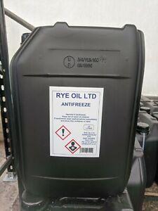 Antifreeze 20L - Monoethylene Glyco - litres 20 Litre - Blue