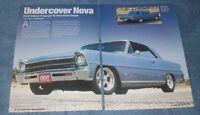 1967 Chevrolet Chevelle SS New Metal Sign Sleeper Look Pristine Restoration