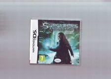 THE SORCERER'S APPRENTICE - DISNEY DS GAME / LITE DSi 3DS COMPATIBLE - COMPLETE