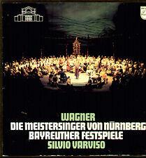 Wagner Meistersinger von Nürnberg / Bayreuther Festspiele S.Varviso 5 LP Box Set