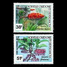 New Caledonia 1981 - Nature Local Flora - Sc C170/1 MNH