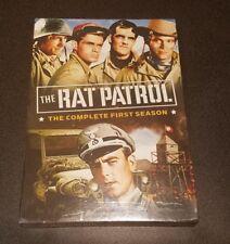 Rat Patrol - The Complete First Season (DVD, 2006, 4-Disc Set, Full Screen)