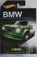 Hot Wheels BMW 2002 100 Jahre BMW 04/08 Neu/OVP Motorsport Auto Car Mattel HW