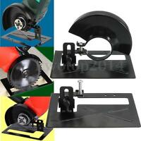 Metal Angle Grinder Cutting Machine Stand Holder Guard Shield Conversion