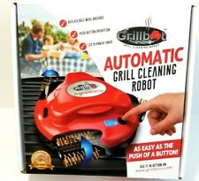 Grillbot GBU101 Automatic Grill Cleaning Red