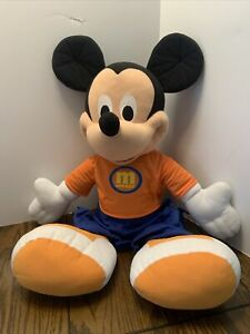 "2000 Toys R Us Fisher Price 24"" Jumbo Plush Mickey Mouse"