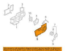 GM OEM Blower Motor Fan-Front Case 52493553