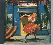 CD ALBUM 10 TITRES--CYNDI LAUPER--SHE'S SO UNUSUAL--1983