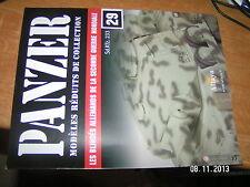 Fascicule PANZER n°29 Sd.Kfz.233 1.Pz.Div LSSAH Lutte pour Anzio