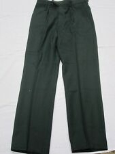 Nº 2 dress uniforme pantalones, verde oscuro, royal irish rangers, talla 80/84/100, waist 84cm