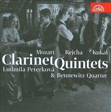 Clarinet Quintets, New Music