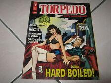 Torpedo numero 7 Aprile 1991