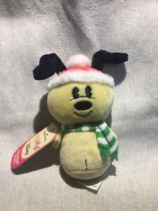 Hallmark - ITTY BITTYS DISNEY CHRISTMAS PLUTO