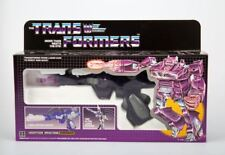 TRANSFORMERS G1 Reissue Shockwave Gift Kids Toy Action