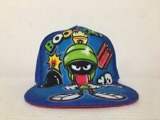 f0c10da23b8 Marvin the Martian Looney Tunes Snapback Graffiti Hat Cap