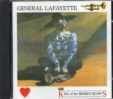 General Lafayette - King Of The Broken Hearts (1989 CD) Jazz Trumpet