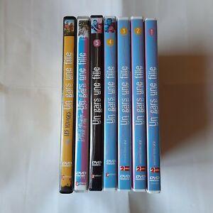 Un Gars Une Fille - La Collection des 7 Dvd - plus de 17h de fous rires