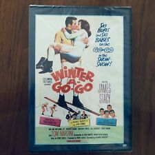 WINTER A GO-GO NEW DVD - Columbia Pictures NR Stacey Adams  FAST SHIP