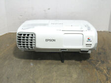 Tested Epson PowerLite 99WH H686A 3LCD WXGA Projector 3000 Lumens 339 Lamp Hours