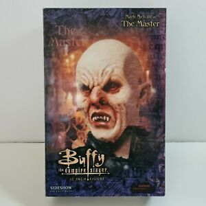 """Buffy The Vampire Slayer Sideshow Collectables The Master 12"""" Figure"""