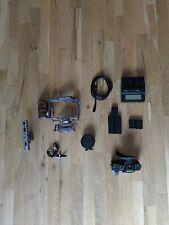 Sony Alpha A7S II Digital Camera Bundle — Incl. Cage, Metabones, Batteries.