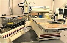 5x10 Thermwood Model C 40 3 Axis Cnc Router With Extrended Z Axis