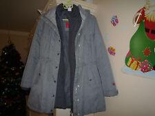 manteau veste parka doudoune dorotennis femme taille 36 neuve