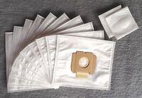 10 Staubsaugerbeutel für Miele S 313i 2 Filter Staubbeutel Filtertüten