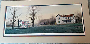 """Limited Edition, Signed and Numbered Print """"Spring In Carolina""""by David E. Doss"""