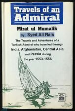 Travels of a Turkish Admiral India, Afghanistan, Central Asia, Persia 1553-1556