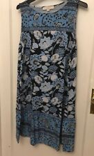 Ann Taylor Loft Women's Floral Shirt Dress LM Maternity  NWT