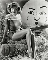 1950s VINTAGE 8x10 JANE GREER PUBLICITY PHOTO HOLLYWOOD ACTRESS PIN-UP HALLOWEEN