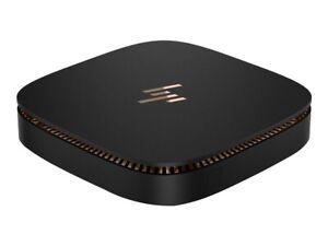 HP Elite Slice - USFF - Core i3 6100T / 3.2 GHz - RAM 4 GB - HDD 500 GB
