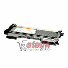 TONER PER BROTHER HL-2130 HL-2135W DCP-7055 DCP-7057 TN2010 XL REMAN