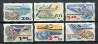 33212) Checoslovaquia 1973 MNH Aviones 6v
