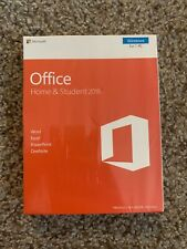 New ListingMicrosoft Office Home & Student 2016