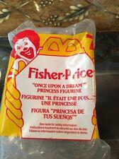 McDonald's Happy Meal 1995  FISHER PRICE PRINCESS