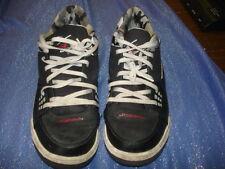 Men's  Air Jordan SC-1 LOW Shoes  Black 599929-020  Size 11